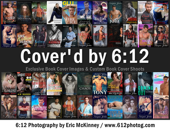 Book Covers by 6:12 Photography